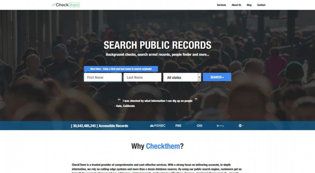 checkthem.com